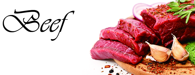 Sirloin; Ribeye; Tomahawk; Tenderloin; Flank Steak; Hanging Steak; Skirt; Ribeye Cab; Wellington Beef; Bone Marrow; Prime Angus; Bone-in Ribeye; T-bone; Dry Aged; Aged; Prime; Greater Omaha; Waygu; Kobe; Burger